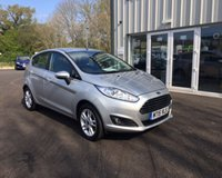 USED 2015 15 FORD FIESTA 1.0 ZETEC THIS VEHICLE IS AT SITE 2 - TO VIEW CALL US ON 01903 323333