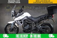 USED 2016 16 TRIUMPH TIGER 800 XRX - ALL TYPES OF CREDIT ACCEPTED GOOD & BAD CREDIT ACCEPTED, OVER 600+ BIKES IN STOCK