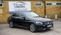 2015 MERCEDES-BENZ C CLASS 2.1 C220 BLUETEC SPORT 4d AUTO 170 BHP £12984.00