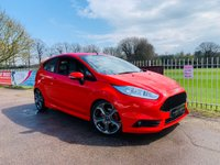 2015 FORD FIESTA 1.6 ST-2 3d 180 BHP £11450.00