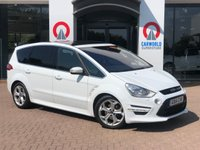 USED 2014 14 FORD S-MAX 2.0 TITANIUM X SPORT TDCI 5d 161 BHP 1 OWNER | PAN ROOF | BLUETOOTH