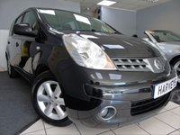 USED 2008 08 NISSAN NOTE 1.5 ACENTA DCI 5d 85 BHP
