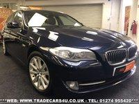 2011 BMW 5-SERIES BMW 535D SE TOURING 8 SPEED AUTO DIESEL ESTATE £11995.00
