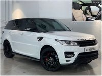 USED 2013 13 LAND ROVER RANGE ROVER SPORT SDV6 AUTOBIOGRAPHY DYNAMIC *BIG SPEC*