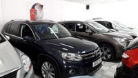 USED 2016 16 VOLKSWAGEN TIGUAN 2.0 TDI BlueMotion Tech Match Edition (s/s) 5dr 2 OWNERS+BEST VALUE+HISTORY