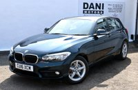USED 2016 16 BMW 1 SERIES 1.5 116d SE Sports Hatch (s/s) 5dr *1 OWNER*SATNAV*PARKING AID*