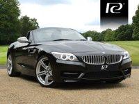 USED 2016 16 BMW Z4 3.0 Z4 SDRIVE35IS ROADSTER 2d AUTO 340 BHP