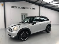 2013 MINI COUNTRYMAN 1.6 COOPER D 5d 112 BHP £10995.00