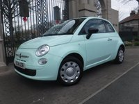 USED 2014 14 FIAT 500 1.2 POP 3d 69 BHP ****FINANCE ARRANGED****PART EXCHANGE WELCOME***£30 ROAD TAX*CITY MODE*STOP/START*CD PLAYER*ELEC MIRRORS & WINDOWS