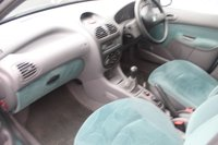 USED 2001 Y PEUGEOT 206 1.9 LX D 5d 70 BHP DIESEL  EXCELLENT CONDITION + GOOD SERVICE HISTORY
