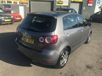USED 2011 11 VOLKSWAGEN GOLF PLUS 1.6 BLUEMOTION SE TDI 5d 103 BHP IN GREY WITH 88000 MILES IN IMMACULATE CONDITION. APPROVED CARS ARE PLEASED TO OFFER THIS VOLKSWAGEN GOLF PLUS 1.6 BLUEMOTION SE TDI 5 DOOR 103 BHP IN GREY WITH 88000 MILES IN IMMACULATE CONDITION INSIDE AND OUT WITH A GOOD SPEC INCLUDING PARKING SENSORS AND A FULL SERVICE HISTORY WITH A FULLY STAMPED SERVICE BOOK A GREAT GOLF PLUS AT A VERY SENSIBLE PRICE.