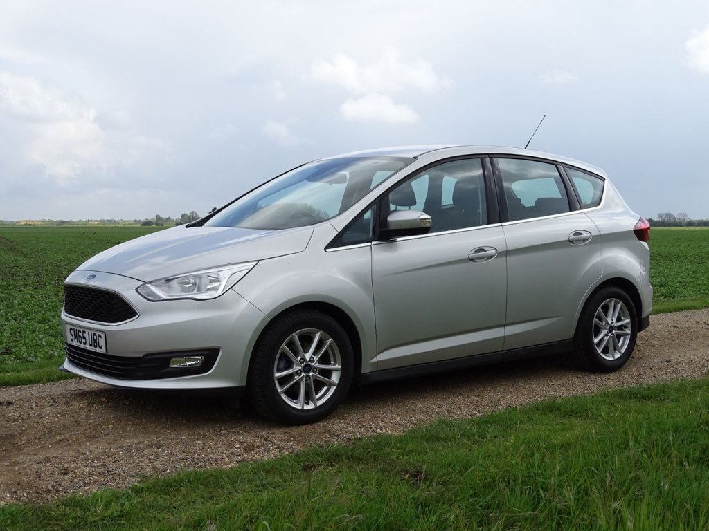 USED 2015 65 FORD C-MAX 1.0 ZETEC 5d 100 BHP NAVIGATION