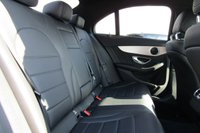 USED 2014 X MERCEDES-BENZ C CLASS 2.0 C200 AMG LINE 4d 184 BHP