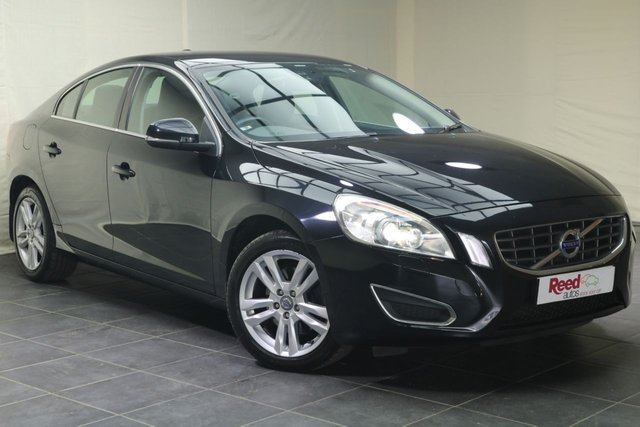 Used Volvo S60 >> Used Volvo S60 Cars In Bedford From Reed Autos Ltd