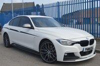 2015 BMW 3 SERIES 3.0 335D XDRIVE M SPORT 4d AUTO 308 BHP £19995.00