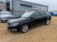USED 2014 64 VOLKSWAGEN PASSAT 1.6L EXECUTIVE TDI BLUEMOTION TECHNOLOGY 5d 104 BHP