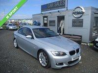 USED 2009 59 BMW 3 SERIES 2.0 320D M SPORT HIGHLINE 2d 175 BHP