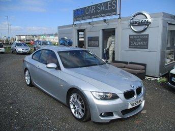 2009 BMW 3 SERIES 2.0 320D M SPORT HIGHLINE 2d 175 BHP £5795.00