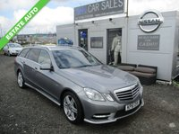 USED 2011 61 MERCEDES-BENZ E CLASS 2.1 E250 CDI BLUEEFFICIENCY SPORT ED125 5d AUTO 204 BHP