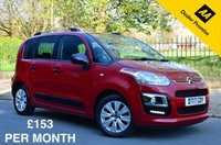 USED 2017 17 CITROEN C3 PICASSO 1.6 BLUEHDI EDITION PICASSO 5d 98 BHP