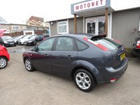 USED 2008 08 FORD FOCUS 1.6 STYLE 5DR HATCHBACK 100 BHP