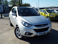 USED 2013 13 HYUNDAI IX35 1.7 PREMIUM CRDI 5d 114 BHP One Former Owner With HIGH Spec
