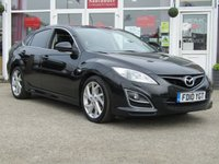 USED 2010 10 MAZDA 6 2.2 D SPORT 5d 180 BHP PART EXCHANGE TO CLEAR. CLEARANCE TERMS AND CONDITIONS APPLY, MAY REQUIRE SOME ATTENTION (cosmetically or mechanically), PLEASE RING FOR DETAILS., NO FINANCE PACKAGES, NO CREDIT CARD PAYMENTS, NO CAR TAKEN IN P/X AS PART PAYMENT