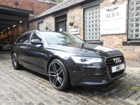 USED 2013 13 AUDI A6 3.0 AVANT TDI SE 5d 204 BHP (Over £7500 Additional Spec)