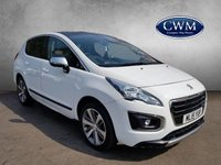 USED 2015 15 PEUGEOT 3008 1.6 HDI ALLURE 5d 115 BHP 0%  FINANCE AVAILABLE ON THIS CAR PLEASE CALL 01204 393 181