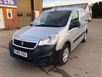 USED 2015 15 PEUGEOT PARTNER 1.6 HDI PROFESSIONAL 625 92 BHP NO VAT