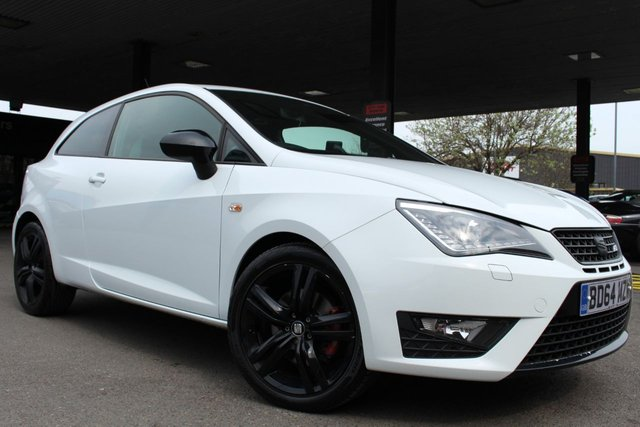 SEAT IBIZA at Derby Trade Cars
