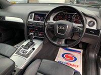 USED 2010 60 AUDI A6 3.0 TDI QUATTRO LE MANS 4d AUTO 237 BHP NEW MOT, GREAT SERVICE HISTORY