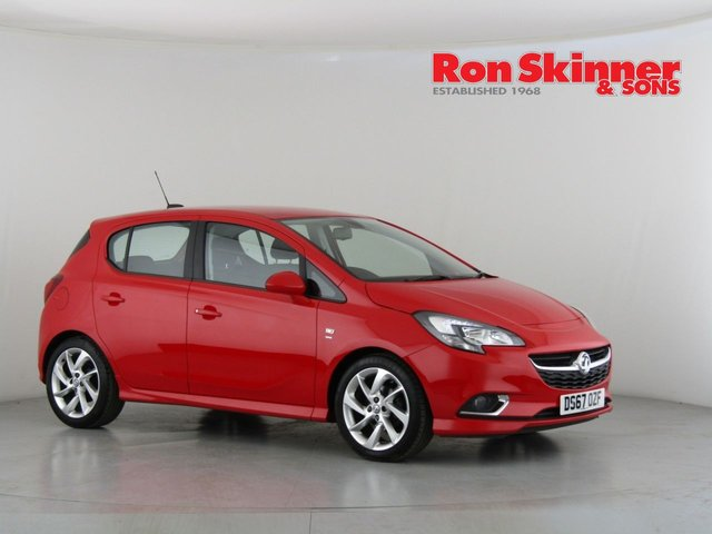 View our 2017 67 VAUXHALL CORSA 1.4 SRI VX-LINE 5d 89 BHP