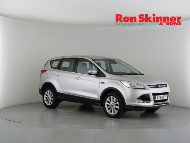 View our 2016 16 FORD KUGA 2.0 TITANIUM TDCI 5d 148 BHP