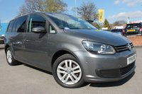 USED 2014 14 VOLKSWAGEN TOURAN 1.6 SE TDI BLUEMOTION TECHNOLOGY DSG 5d AUTO 106 BHP LOW MILES - BEAUTIFUL COLOUR - RARE AUTOMATIC - ALLOY WHEELS - CRUISE CONTROL