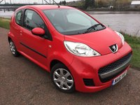 USED 2011 61 PEUGEOT 107 1.0 URBAN 3d 68 BHP **STUNNING CONDITION**