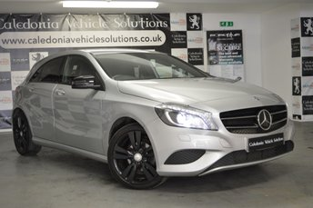 2014 MERCEDES-BENZ A CLASS 1.5 A180 CDI BLUEEFFICIENCY SPORT 5d AUTO 109 BHP £11888.00