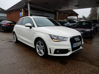 USED 2011 AUDI A1 1.2 TFSI S LINE 3d 84 BHP TWO KEYS,BLUETOOTH,AIR CON,JUST HAD AUDI HISTORY
