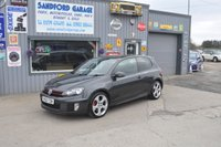 USED 2012 62 VOLKSWAGEN GOLF 2.0 GTI 3d 210 BHP   79K 1 OWNER FROM NEW