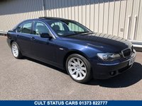 USED 2006 56 BMW 7 SERIES 4.8 750I 4d AUTO 363 BHP FSH, STUNNING COLOUR COMBINATION!