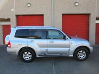 USED 2004 53 MITSUBISHI PAJERO 3.0 GLS LWB 5d AUTO 7 SEATS IMPORTED IN 2017 A RUST FREE EXAMPLE MUST BE SEEN