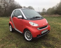2007 SMART FORTWO 1.0 PASSION 2d AUTO 70 BHP £2200.00