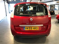 USED 2010 59 RENAULT GRAND SCENIC 1.4 DYNAMIQUE TCE 5d 129 BHP