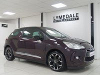 2014 CITROEN DS3 1.6 DSTYLE PLUS 3d 120 BHP £6490.00