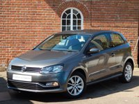USED 2015 15 VOLKSWAGEN POLO 1.0 SE 3d 74 BHP