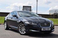 2012 JAGUAR XF 3.0 V6 PREMIUM LUXURY 4d AUTO 240 BHP £9978.00