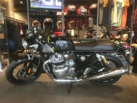 2019 ROYAL ENFIELD CONTINENTAL GT 650 DOCTOR MAHEM £5900.00
