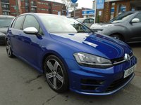 2015 VOLKSWAGEN GOLF 2.0 R DSG 5d AUTO 298 BHP £19794.00
