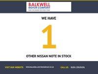 USED 2015 64 NISSAN NOTE 1.2 ACENTA PREMIUM 5d 80 BHP