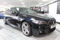 2015 BMW 5 SERIES 520D M SPORT AUTO 190 BHP £16950.00